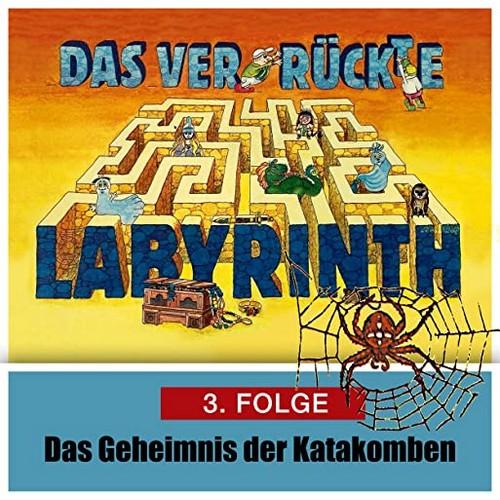 Das verrückte Labyrinth (3) Das Geheimnis der Katakomben - Ravensburger / Karussell / All Ears 2019