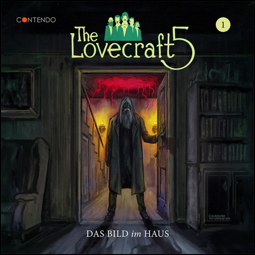 The Lovecraft 5 (1) Das Bild im Haus - Contendo Media 2019