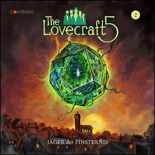 The Lovecraft 5 (2) Jäger der Finsternis - Contendo Media 2019
