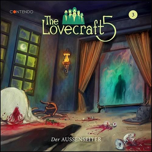 The Lovecraft 5 (3) Der Außenseiter - Contendo Media 2019
