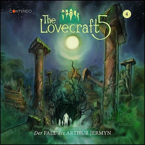 The Lovecraft 5 (4) Der Fall des Arthur Jermyn - Contendo Media 2020