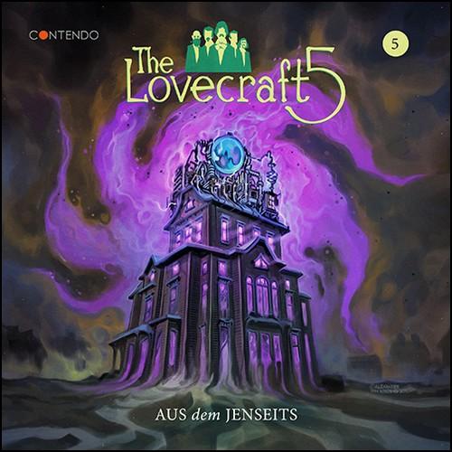 The Lovecraft 5 (5) Aus dem Jenseits - Contendo Media 2020
