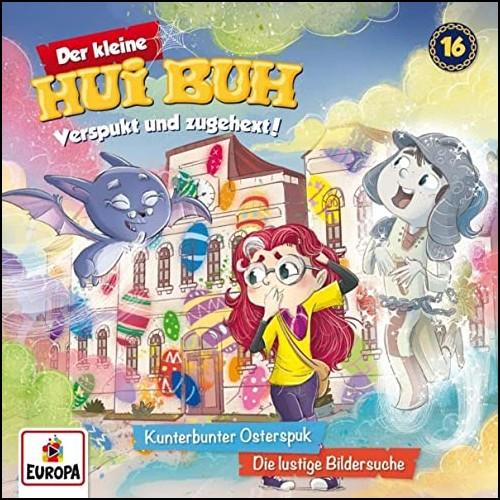Der kleine Hui Buh (16) Kunterbunter Osterspuk / Die lustige Bildersuche - Europa 2020