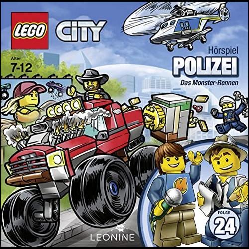 Lego City (24) Polizei - Das Monster-Rennen - Universum 2020
