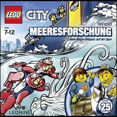Lego City (25) Meeresforschung: Dem Mega-Oktopus auf der Spur - Leonine 2020