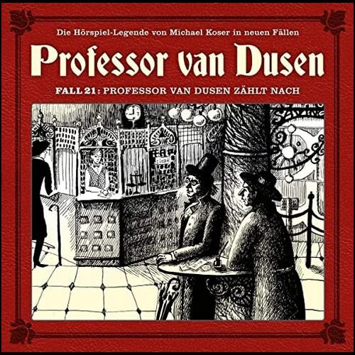 Prof. van Dusen - Die neuen Fälle (21) Professor van Dusen zählt nach - Maritim 2020