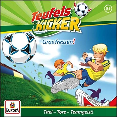 Teufelskicker (81) Gras fressen! - Europa 2020