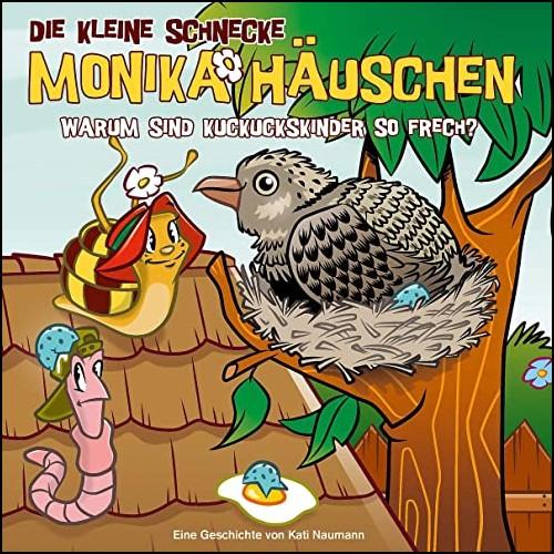Die kleine Schnecke Monika Häuschen (55) Warum sind Kuckuckskinder so frech? - Karussell 2020