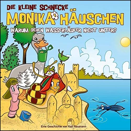 Die kleine Schnecke Monika Häuschen (56) Warum gehen Wasserläufer nicht unter? - Karussell 2020