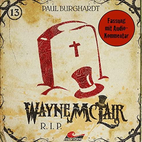 Wayne McLair (13) R.I.P.  - Maritim 2020