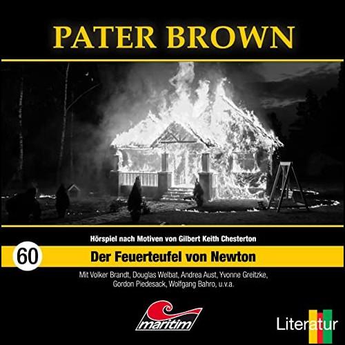 Pater Brown (60) Der Feuerteufel von Newton - Maritim 2020