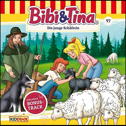 Bibi und Tina (97) Die junge Schäferin - Kiddinx 2020