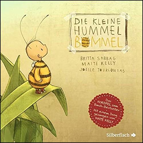 Die kleine Hummel Bommel  (Britta Sabbag, Maite Kelly) Silberfisch-Hörbuch Hamburg 2020