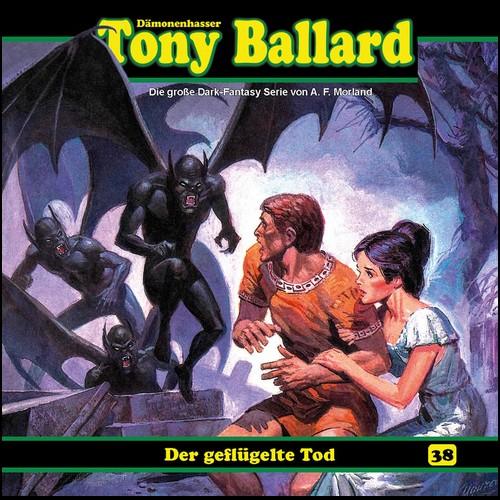 Tony Ballard (38) Der geflügelte Tod - Dreamland Productions 2020