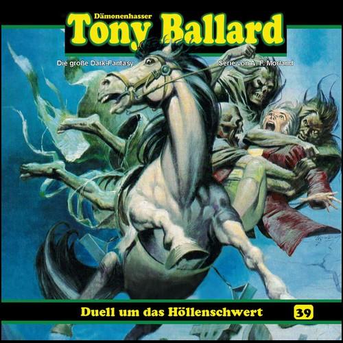 Tony Ballard (39) Duell um das Höllenschwert - Dreamland Productions 2020