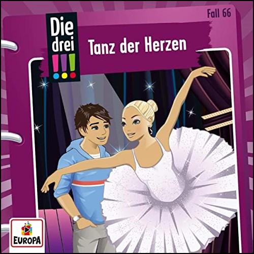 Die drei !!! (66) Tanz der Herzen  - Europa 2020