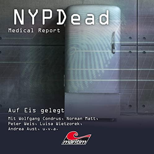 NYPDead (8) Auf Eis gelegt - Maritim 2020