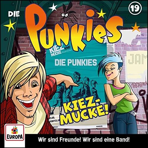 Die Punkies (19) Kiez-Mucke! - Europa 2020