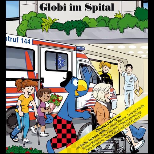 Globi im Spital  - Globi Verlag 2020