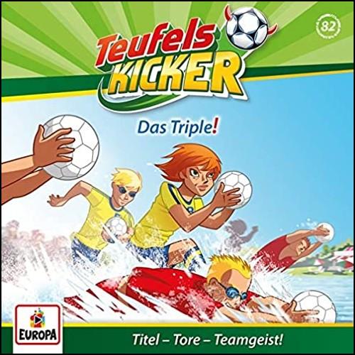 Teufelskicker (82) Das Triple! - Europa 2020