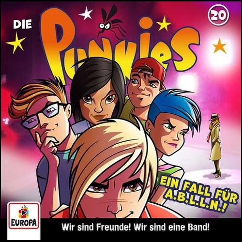 Die Punkies (20) Ein Fall für A.B.L.L.N. - Europa 2020