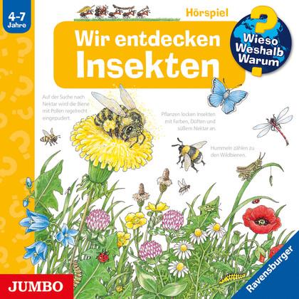 Wieso? Weshalb? Warum? () Wir entdecken Insekten - Jumbo 2020