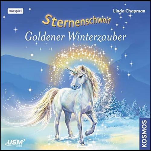 Sternenschweif (51) Goldener Winterzauber - USM 2020