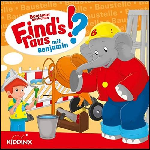 Find's raus mit Benjamin (3) Baustelle - Kiddinx 2020