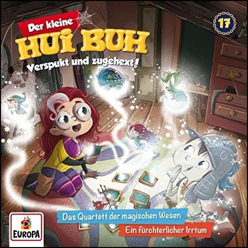Der kleine Hui Buh (17) Das Quartett der magischen Wesen / Ein fürchterlicher Irrtum  - Europa 2020