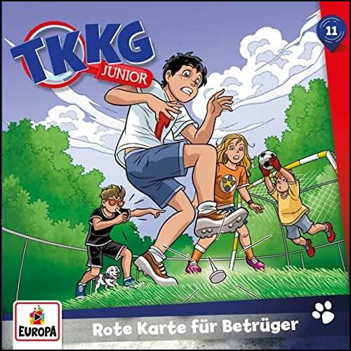 TKKG Junior (11) Rote Karte für Betrüger - Europa