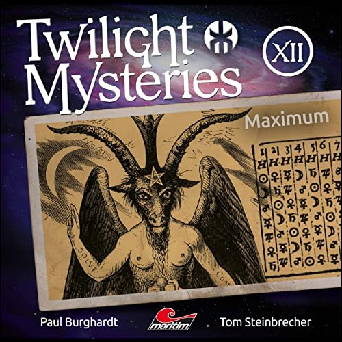 Twilight Mysteries (12) Maximum  - Maritim 2020