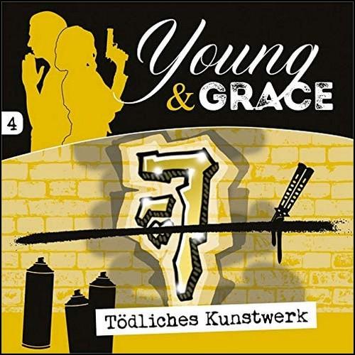 Young & Grace (4) Tödliches Kunstwerk  - Gerth Medien 2020