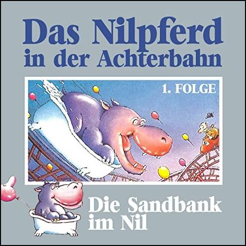 Das Nilpferd in der Achterbahn (1) Die Sandbank im Nil - Karussell 1993 / All Ears 2020