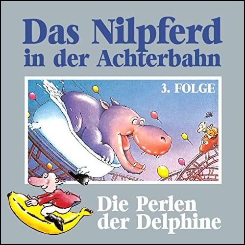 Das Nilpferd in der Achterbahn (3) Die Perlen der Delphine - Karussell / All Ears 2020