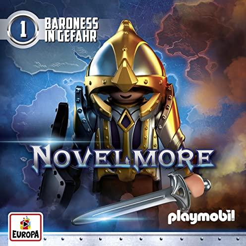 Playmobil Hörspiele (1) Novelmore: Baroness in Gefahr  - Europa 2020
