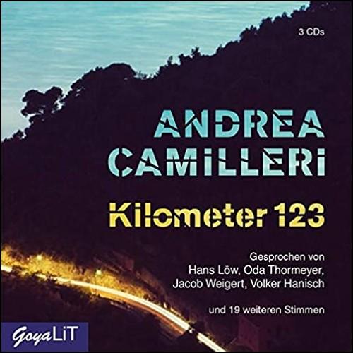 Kilometer 123 (Andrea Camilleri) Goya LIT/Jumbo