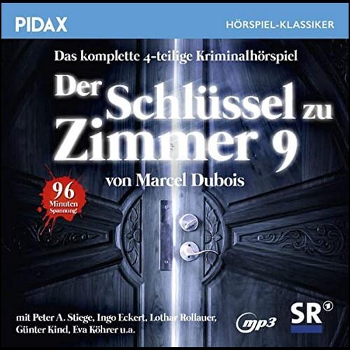 Der Schlüssel zu Zimmer 9 (Marcel Dubois) Pidax 2020