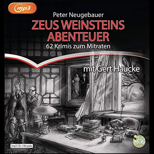 Zeus Weinsteins Abenteuer (Peter Neugebauer) Random House Audio 2020