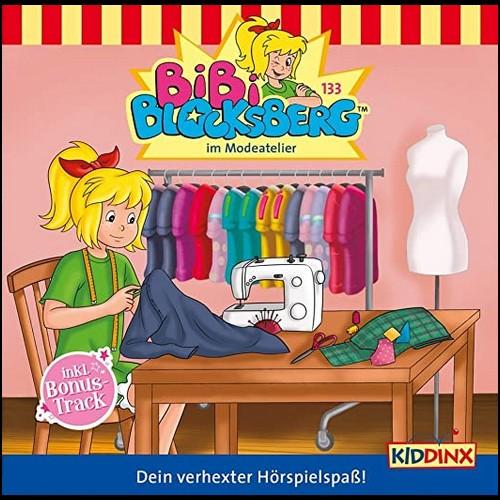 Bibi Blocksberg (133) Im Modeatelier - Kiddinx 2020