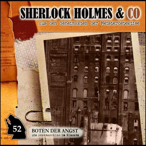 Sherlock Holmes und Co (52) Boten der Angst - Romantruhe Audio 2020