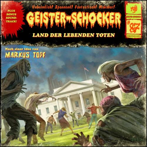 Geister-Schocker (87) Land der lebenden Toten - Romantruhe Audio 2020