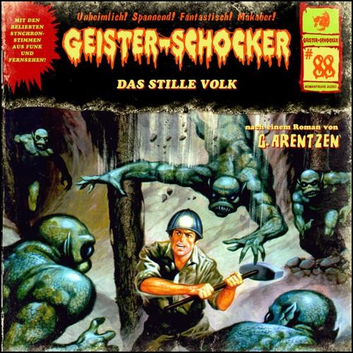 Geister-Schocker (88) Das Stille Volk - Romantruhe Audio 2021