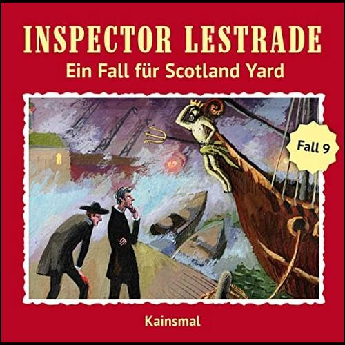 Inspector Lestrade (9) Kainsmahl - Fritzi Records 2020