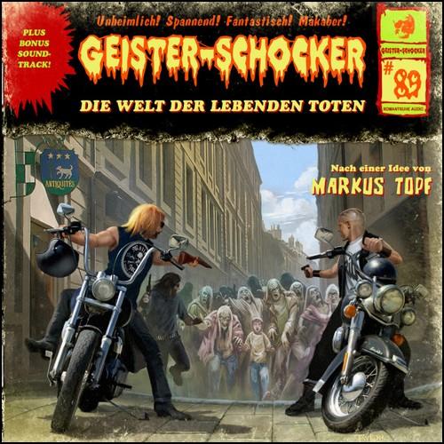 Geister-Schocker (89) Die Welt der Lebenden Toten - Romantruhe Audio 2020