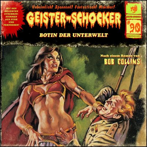 Geister-Schocker (90) Botin der Unterwelt - Romantruhe Audio 2020