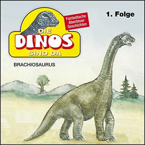 Die Dinos sind da (1) Brachiosaurus - Karussell / All Ears 2020