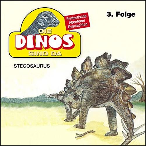Die Dinos sind da (3) Stegosaurus - Karussell / All Ears 2020