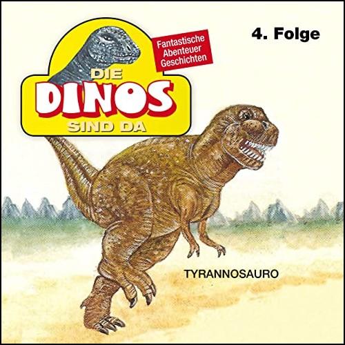 Die Dinos sind da (4) Tyrannosauro - Karussell / All Ears 2020