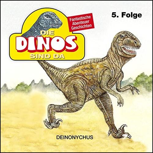 Die Dinos sind da (5) Deinonychus - Karussell / All Ears 2020