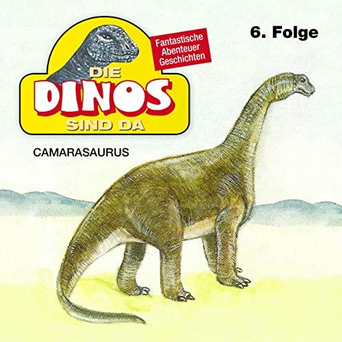 Die Dinos sind da (6) Camarasaurus - Karussell / All Ears 2020